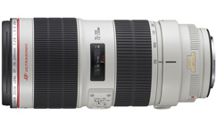 佳能EF 70-200mm f/2.8L IS II USM单反镜头租赁